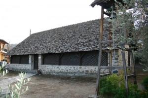 Церковь Св. Созомена в дер. Галата