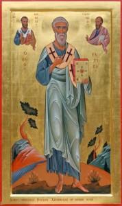 Apostol Tikhik 21 vek