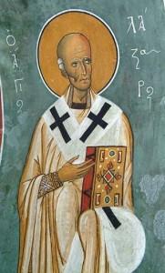 Lazar freska 1