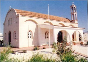 Ag Panaret church
