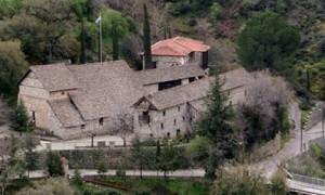 Ag Ioann Lampadist monastery 2014