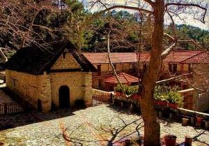 prep Feofan Soliaskiy monastery