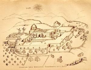 Iraklidiy monastery