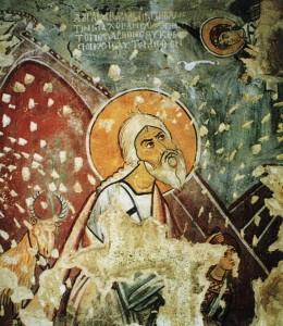 Kelia church fresk 2