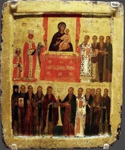 Torzhestvo_Pravoslaviya__Vizantiya__Konstantinopol__14v__39_h_31__Britanskij_muzej